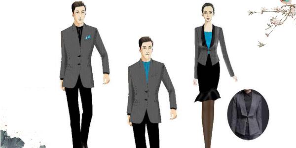 酒店员工制服设计需从哪些方面来出发?【金剪子服装】