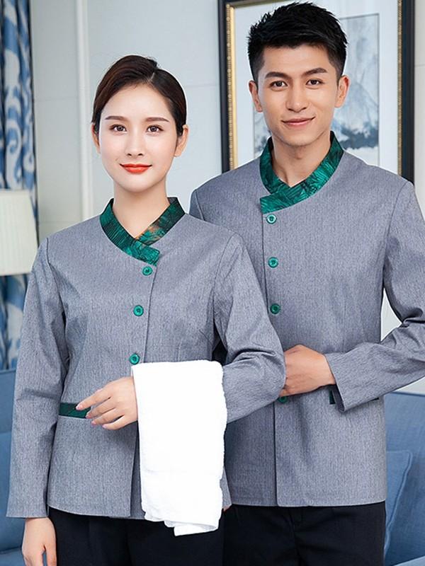 绿领保洁服