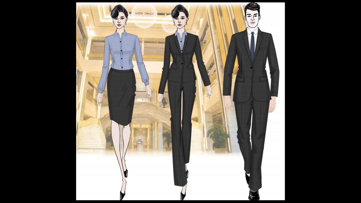 工作制服对于员工和企业来说,能够带来哪些好处?[金剪子服饰]