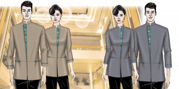 酒店服装定制时首要考虑的因素都有哪些?[金剪子服饰]
