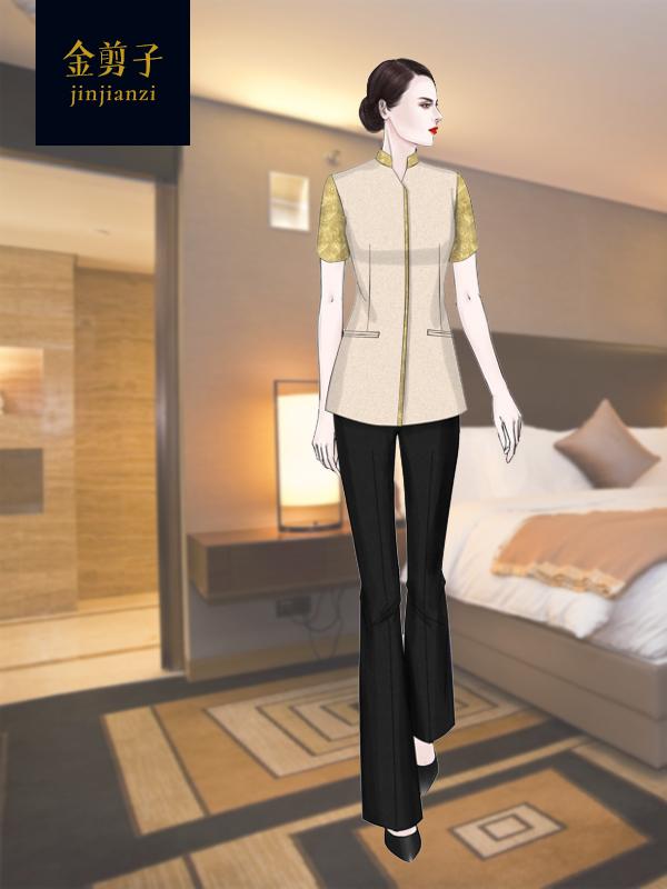 酒店宾馆客房保洁服